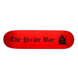 La bahía del pirata tabla de skate