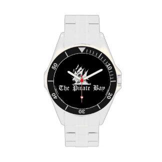 La bahía del pirata relojes de mano