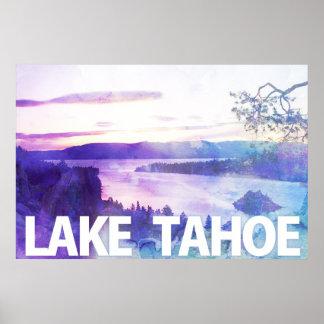 La bahía esmeralda del lago Tahoe Impresiones