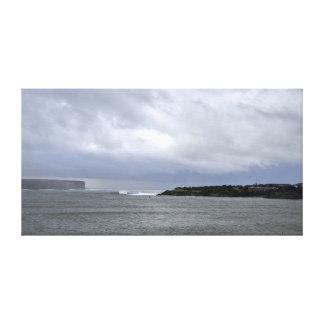 La bahía, Sydney Impresión De Lienzo