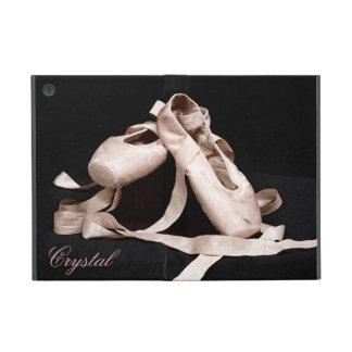 La bailarina del baile calza la mini caja de Ipad iPad Mini Carcasas