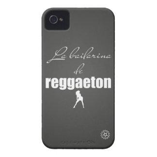La Bailarina del Reggaeton Case-Mate iPhone 4 Case