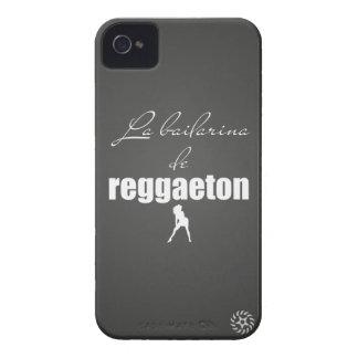 La bailarina del reggaeton iPhone 4 cover