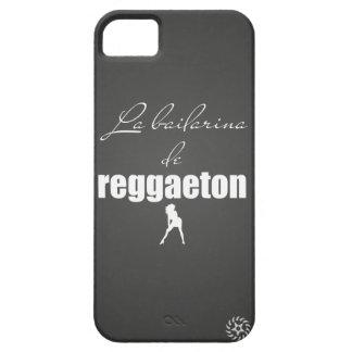 La bailarina del reggaeton iPhone SE/5/5s case
