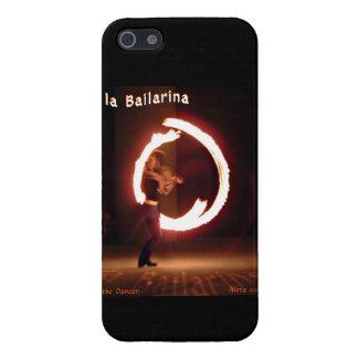 la Bailarina iPhone SE/5/5s Case