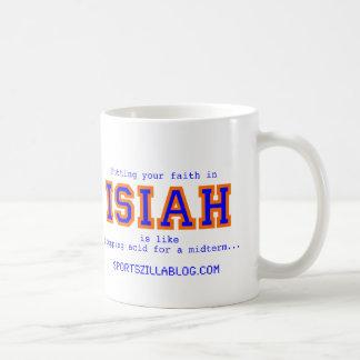 La balada de la taza de Isiah
