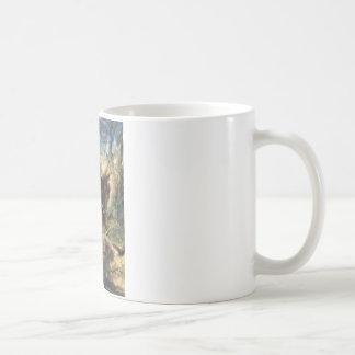 La balada taza básica blanca