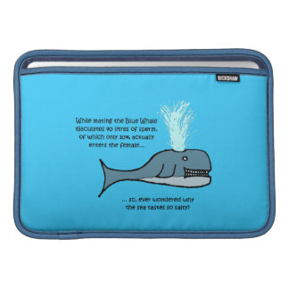 La ballena azul… fundas macbook air