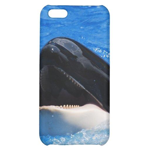 La ballena suena el caso del iPhone 4