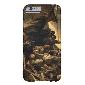 La balsa de la medusa - Théodore Géricault Funda Para iPhone 6 Barely There