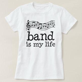 La banda es mi vida remeras