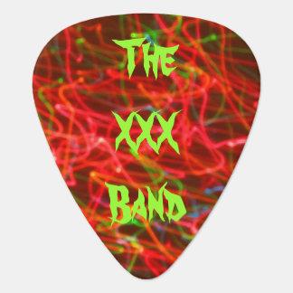La banda XXX Plectro