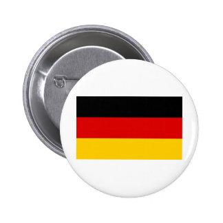 La bandera alemana más barata pin