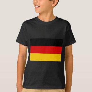 La bandera alemana más barata polera