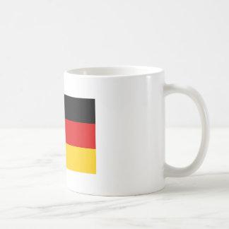 La bandera alemana más barata taza