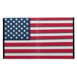 la bandera América de 3D los E.E.U.U. protagoniza
