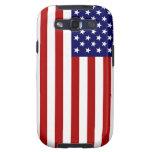 La bandera americana galaxy s3 protector
