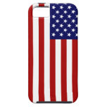 La bandera americana iPhone 5 Case-Mate cárcasas