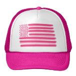 La bandera americana rosada protagoniza el gorra d