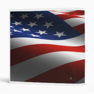 """La bandera americana separó por completo la carpeta 1"""""""