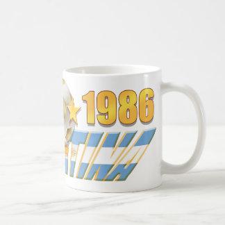 La bandera argentina 1978 1986 mundos defiende el