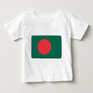 La bandera de Bangladesh PERSONALIZA Playera