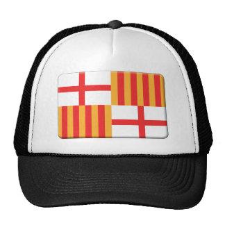 La bandera de Barcelona PERSONALIZA Gorras