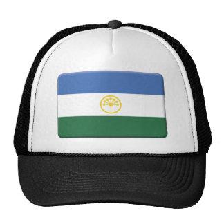 La bandera de Bashkortostan PERSONALIZA Gorras