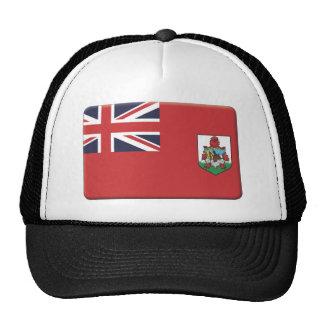 La bandera de Bermudas PERSONALIZA Gorras De Camionero