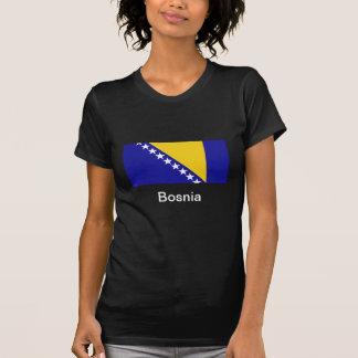 La bandera de Bosnia y Herzegovina Camiseta