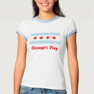 La bandera de Chicago, camiseta Playeras