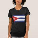 La bandera de Cuba PERSONALIZA Camiseta