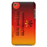 La bandera de Eine Schöne Schwester Alemania color Case-Mate iPod Touch Cárcasas