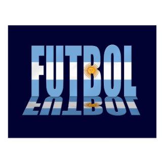 La bandera de Futbol redactó los regalos de la Arg