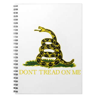 La bandera de Gadsden 'no pisa en Me Cuadernos