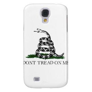 """La bandera de Gadsden """"no pisa en mí """" Samsung Galaxy S4 Cover"""