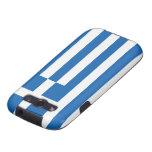 La bandera de Grecia Galaxy S3 Protector