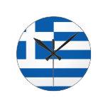 La bandera de Grecia Relojes