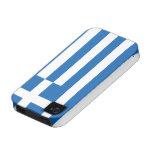 La bandera de Grecia Vibe iPhone 4 Carcasa