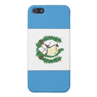 La bandera de Guatemala iPhone 5 Fundas