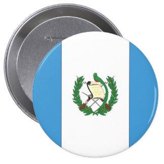 La bandera de Guatemala Pin