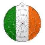 La bandera de Irlanda Tablero De Dardos