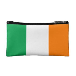 La bandera de Irlanda, tricolor irlandés