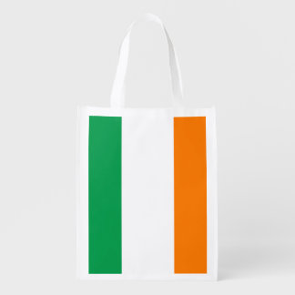 La bandera de Irlanda, tricolor irlandés Bolsas De La Compra