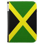 La bandera de Jamaica enciende la caja