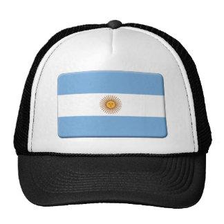 La bandera de la Argentina PERSONALIZA Gorra