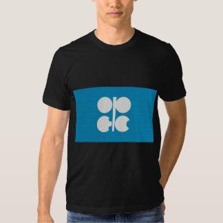 La bandera de la OPEP Remera