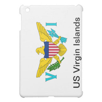 La bandera de las Islas Vírgenes de los E.E.U.U.
