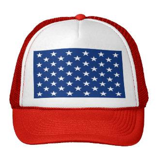 La bandera de los E.E.U.U. protagoniza los gorras