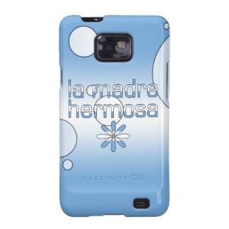 La bandera de Madre Hermosa la Argentina del La Samsung Galaxy S2 Fundas
